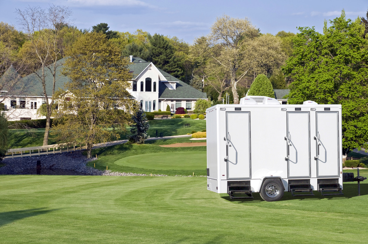 New England Restrooms Inc Wedding Event Rentals