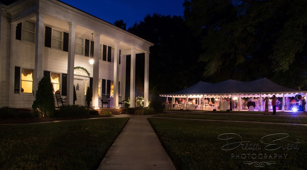 Rosewood wedding ceremony reception venue alabama for Wedding venues huntsville al