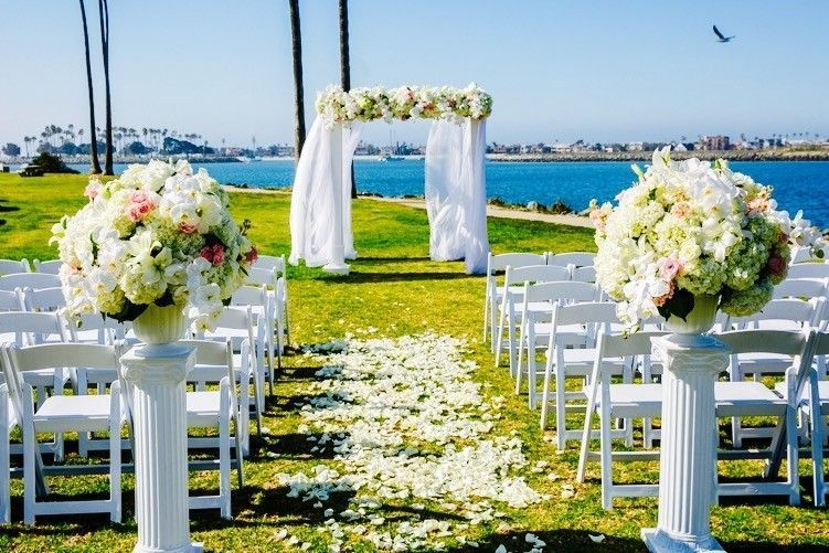 Wedding Floral Packages San Diego : Hyatt regency mission bay spa and marina reviews ratings
