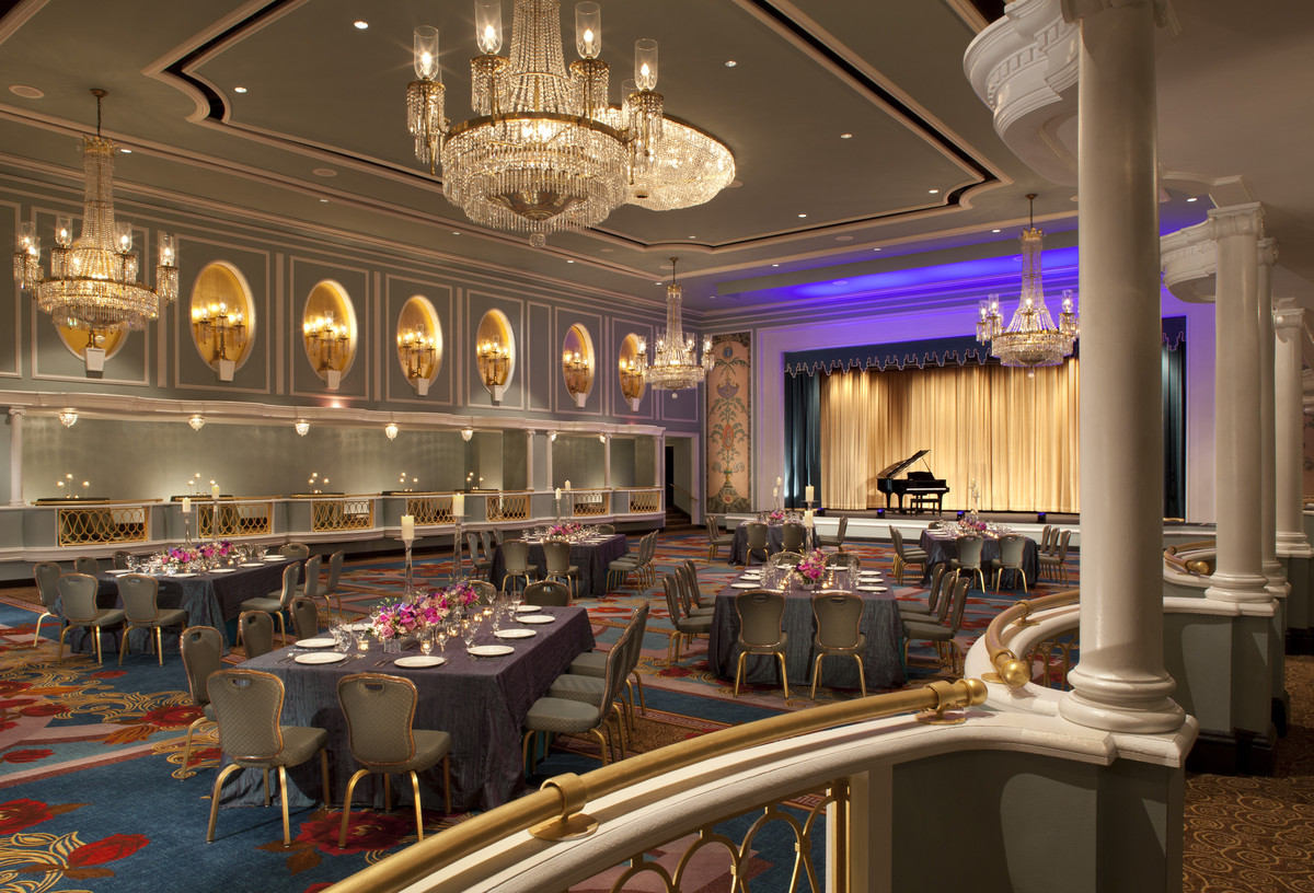 New York Hilton Midtown  Wedding Ceremony  U0026 Reception