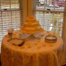 130x130 sq 1180473040453 weddingcake1
