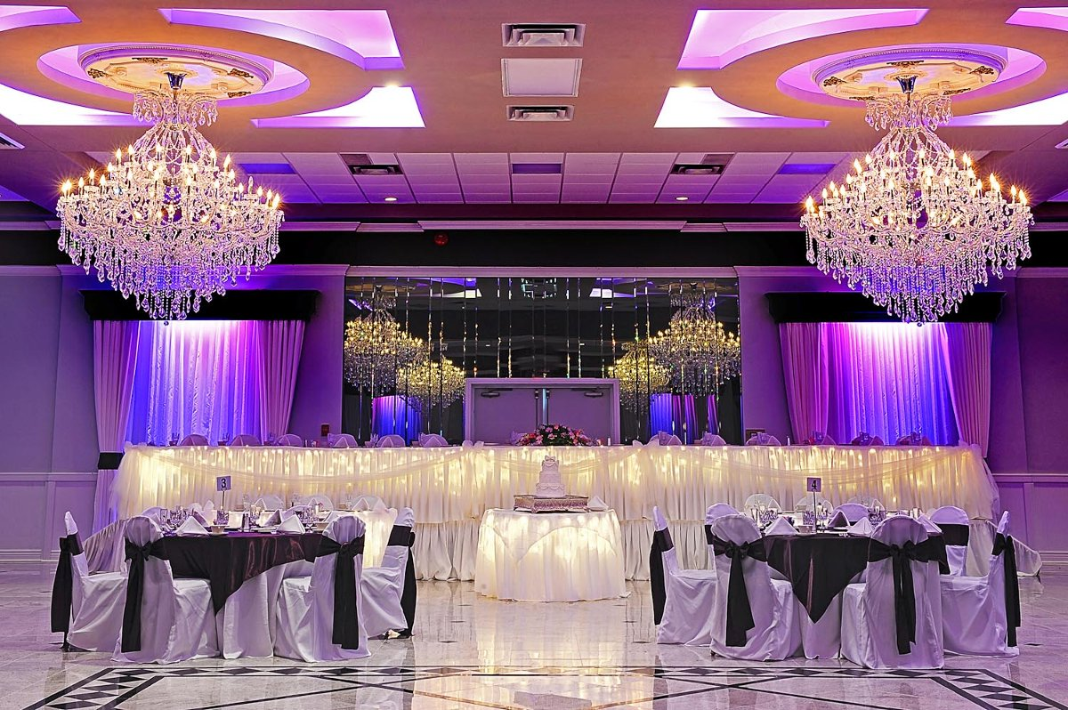 The Crystal Room And Terrace Room Wedding Ceremony