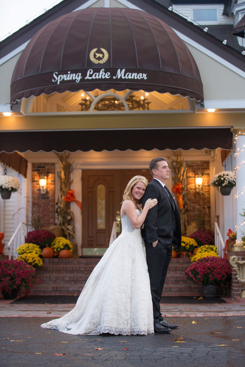 The spring lake manor wedding ceremony reception venue for Wedding venues open late