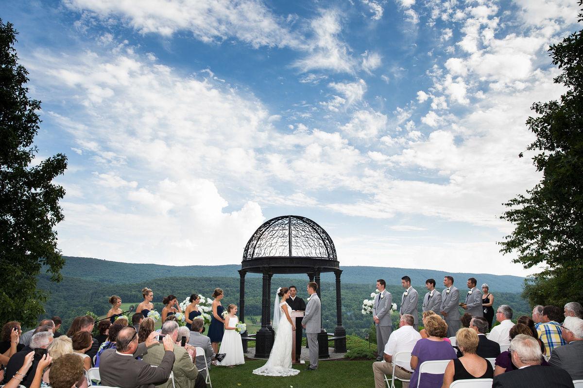 Stroudsmoor Country Inn Wedding Ceremony Amp Reception