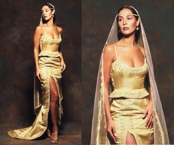 Modern egyptian wedding