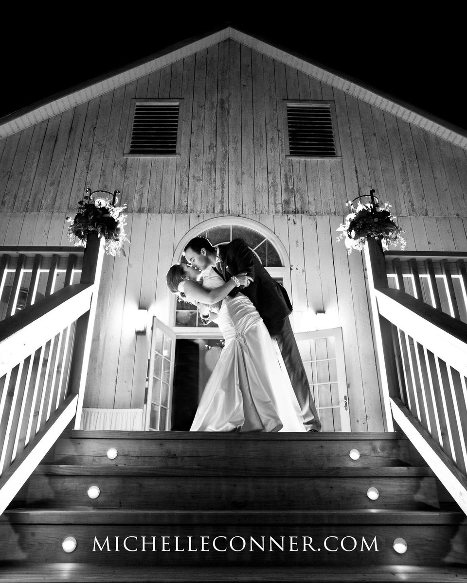 Susquehanna Chef The Barn At Boones Dam Wedding