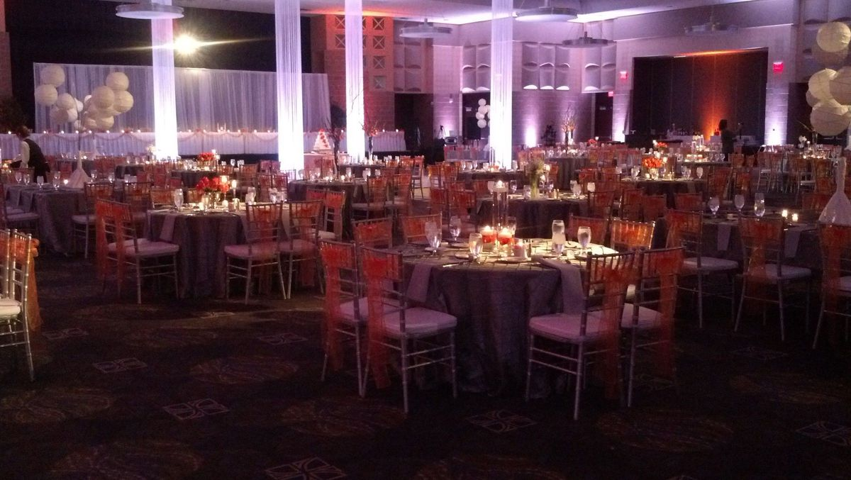 Banquet Halls In Quad Cities Davenport Rivercenter Event