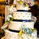 130x130 sq 1347635275886 navypearlweddingcake