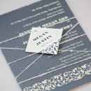 130x130 sq 1378329754258 deckled edge invitation