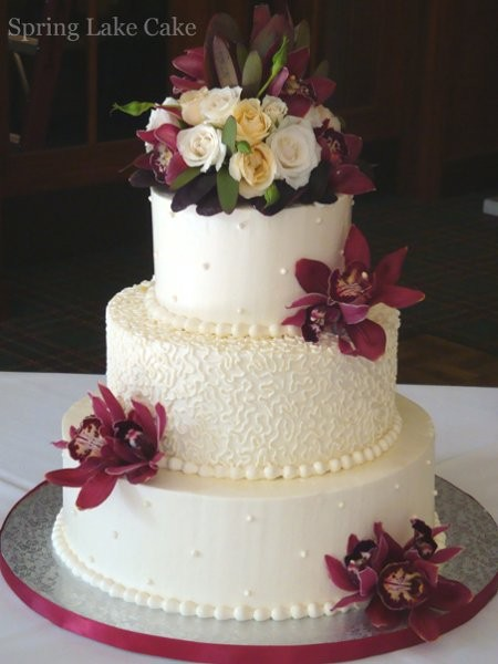 Spring Lake Cake Llc Wedding Cake Michigan Grand