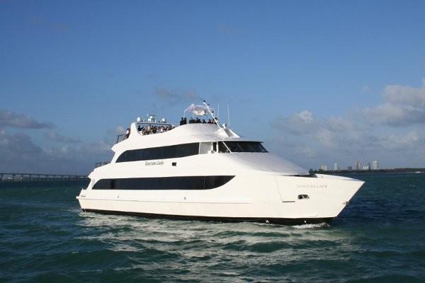 biscayne lady yacht charters wedding ceremony amp reception