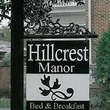 Hillcrest Manor B Amp B And Quot An Affair To Remember Quot Venue