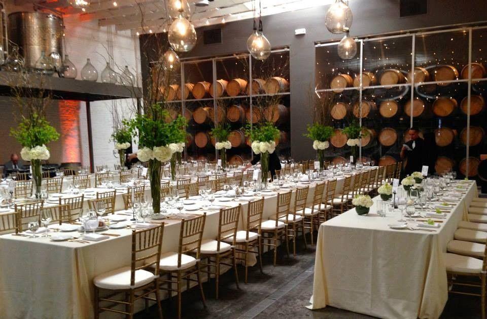 Miranda St John Party Rentals Wedding Event Rentals