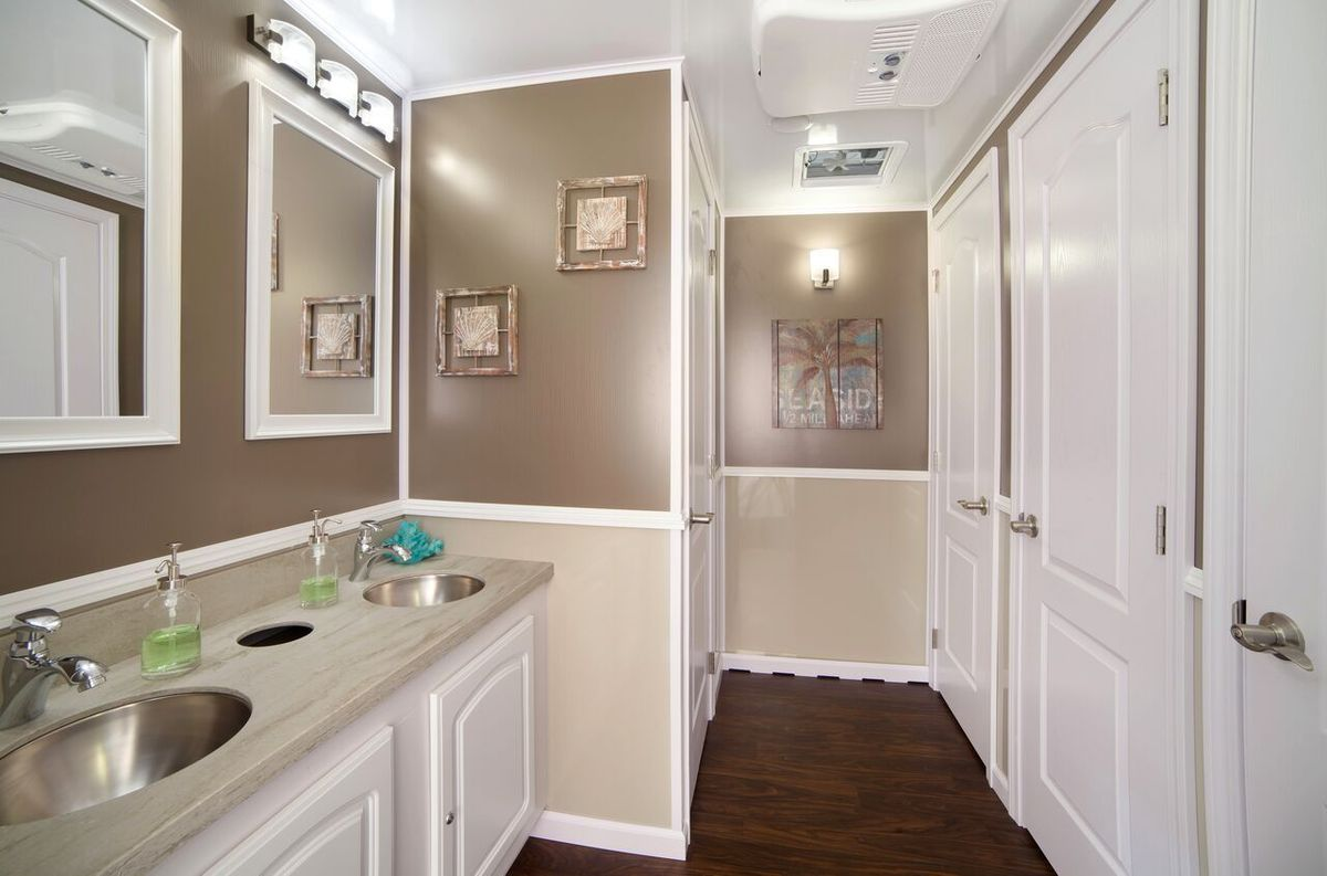 Royal Restrooms Of California Wedding Event Rentals