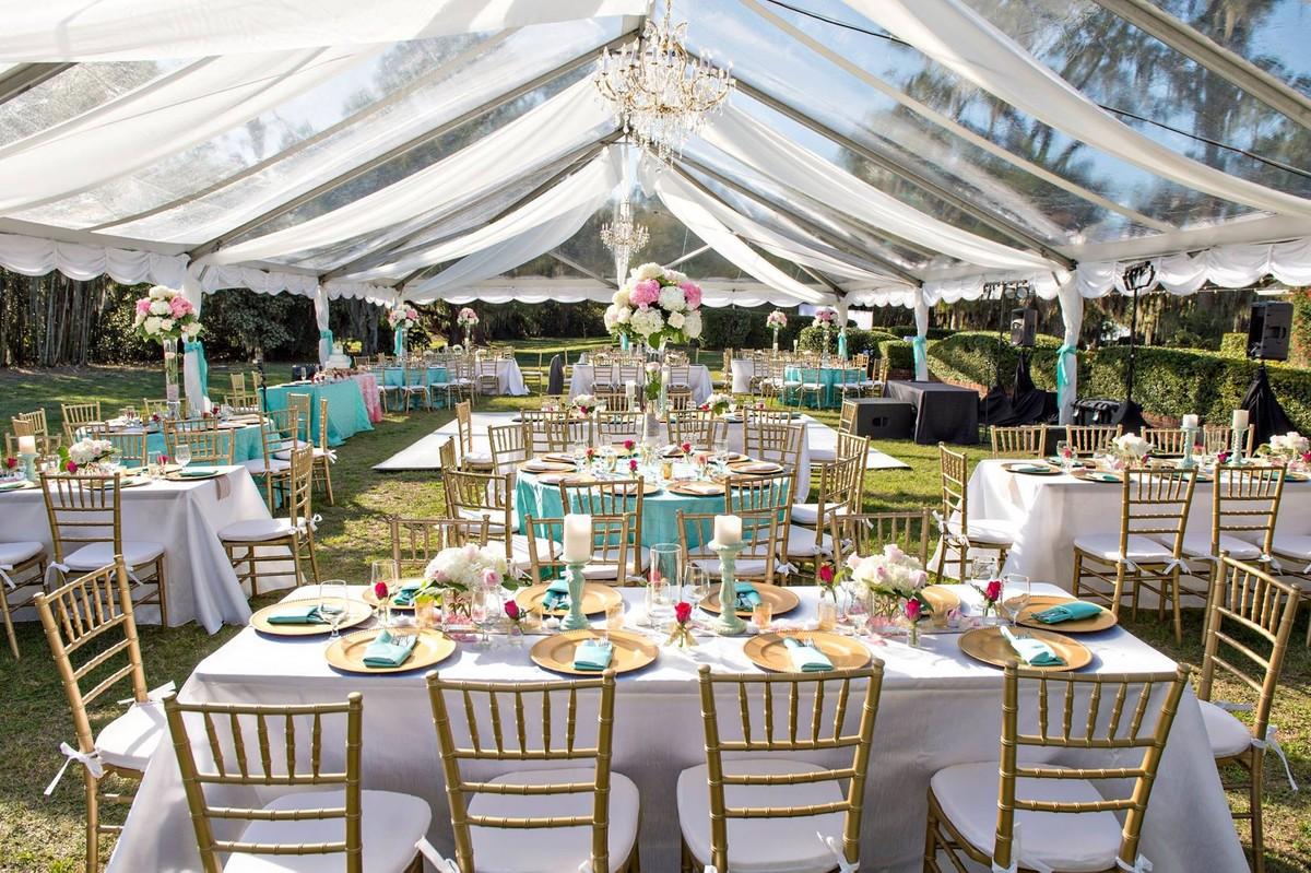 Taylor Rental Of Central Florida Wedding Event Rentals