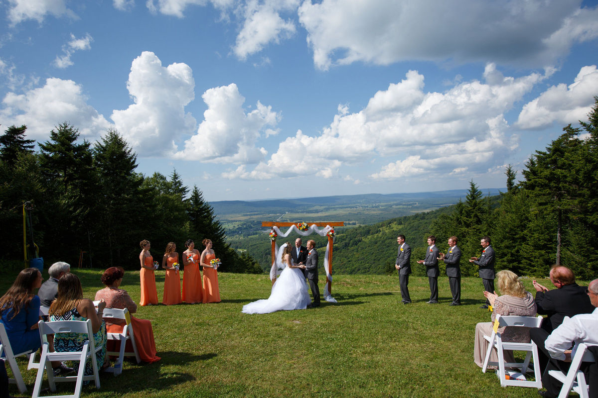 Canaan Valley Resort Wedding Ceremony Amp Reception Venue West Virginia Charleston And