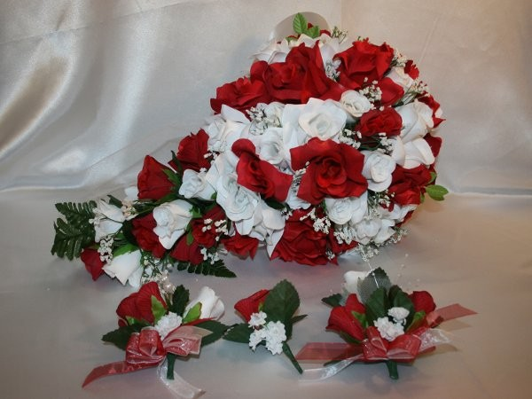 silk wedding flowers wedding flowers nebraska lincoln omaha