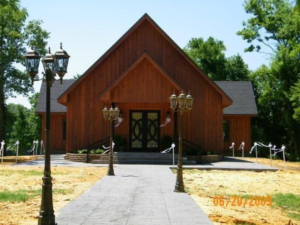 Wedding Invitations Jackson Ms: The Wedding Chapel At Mimosa Ridge Photos, Ceremony