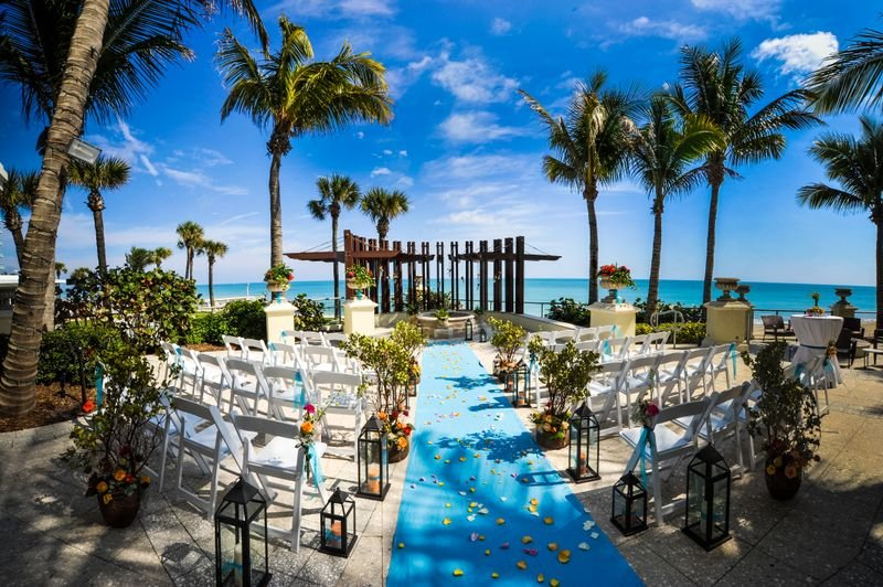 Vero Beach Hotel And Spa Wedding Ceremony Amp Reception