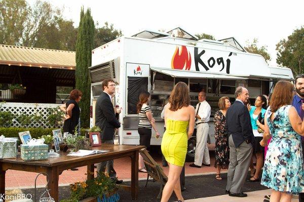 Two Hearts Weddings  Food Trucks at Weddings