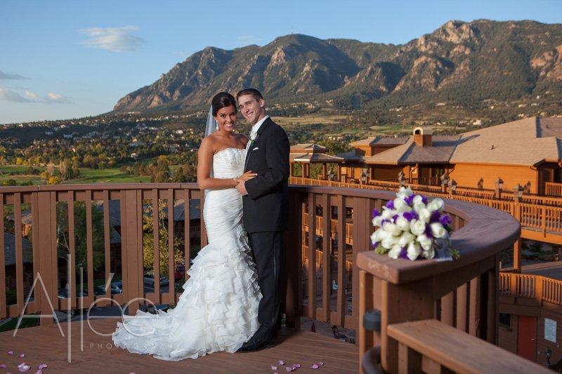 Cheyenne Mountain Resort Wedding Ceremony Amp Reception