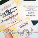 130x130 sq 1380666785481 wedding invitations staged with watermark 79