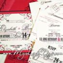130x130 sq 1380666791309 wedding invitations staged with watermark 96