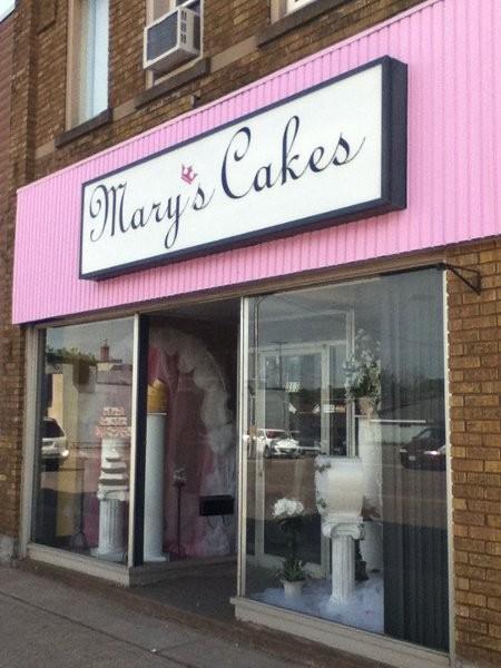 Mary S Cakes Photos Wedding Cake Pictures Ontario Ontario