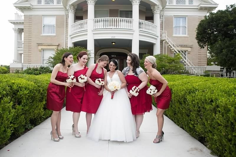 Woodward House Wedding Ceremony Amp Reception Venue Texas