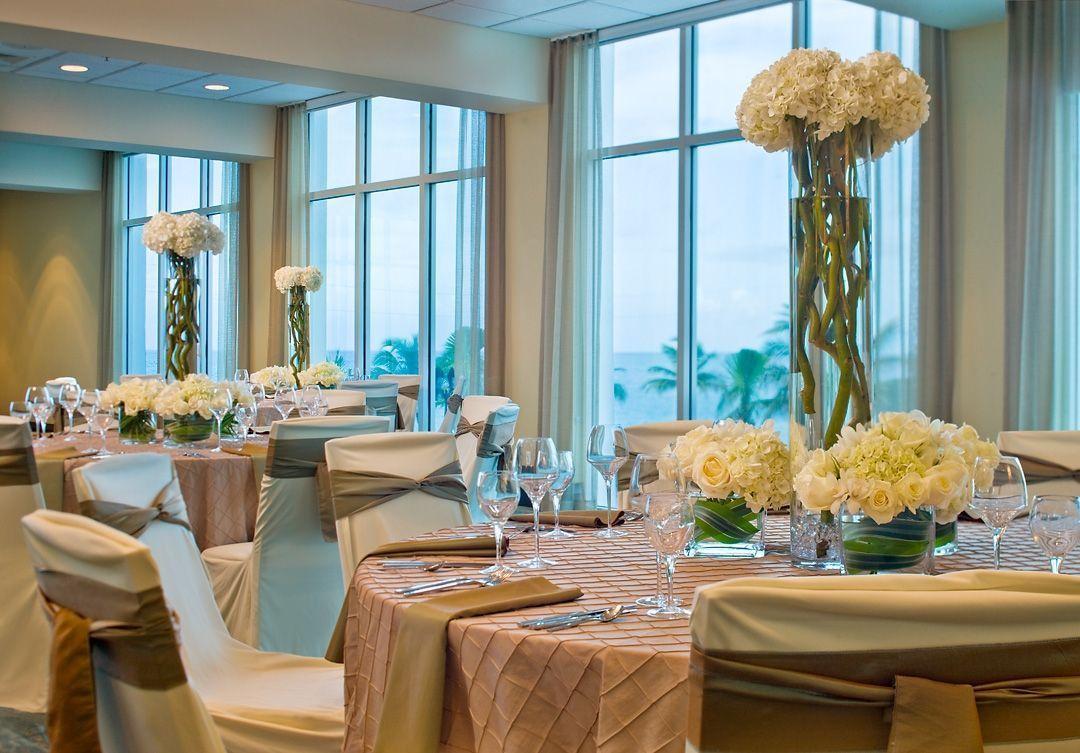 The Westin Fort Lauderdale Beach Resort Wedding Ceremony