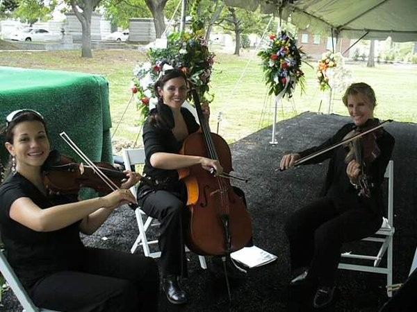 New Orleans Classical Amp Jazz Wedding Ceremony Music