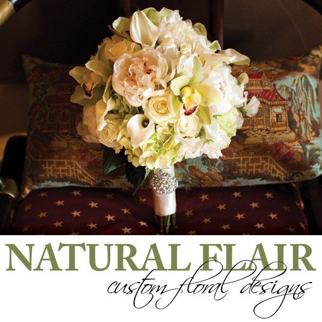 Natural Flair Custom Floral Designs, Wedding Flowers