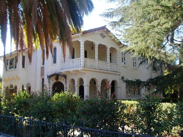 Ojai Mansion Wedding Ceremony Amp Reception Venue California