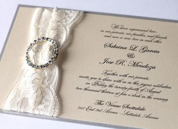 Wedding Invitations Az: Embellished Paperie, Wedding Invitations, Arizona
