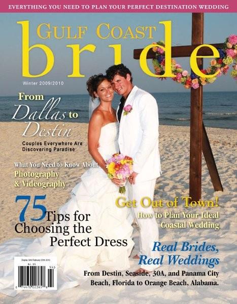 GULF COAST BRIDE Magazine Wedding Unique Services Other