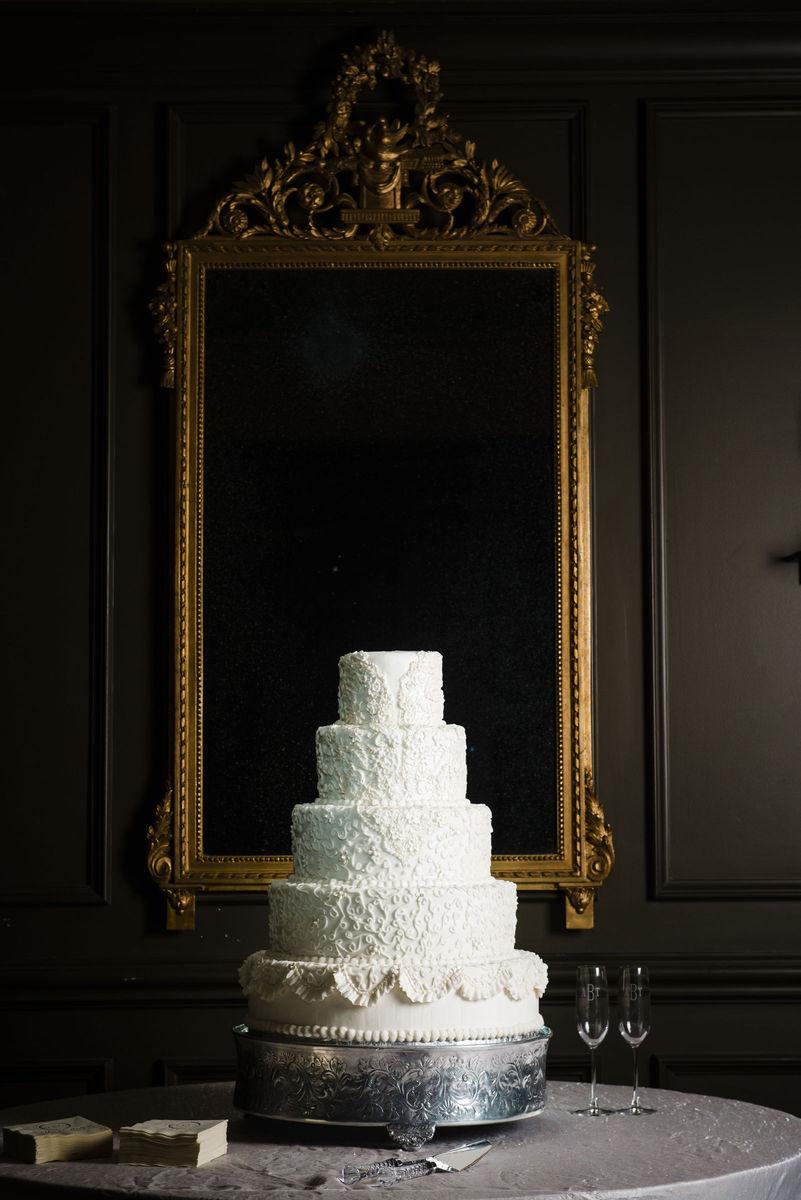 Wedding Cake In Huntsville Al