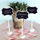 130x130 sq 1414078167752 chalkboard place card stands