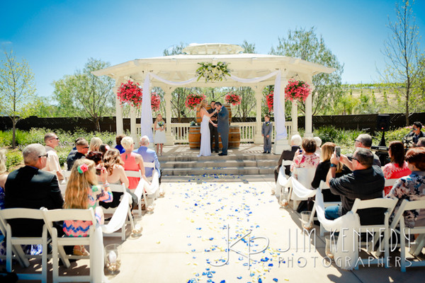 Tennessee gazebo wedding