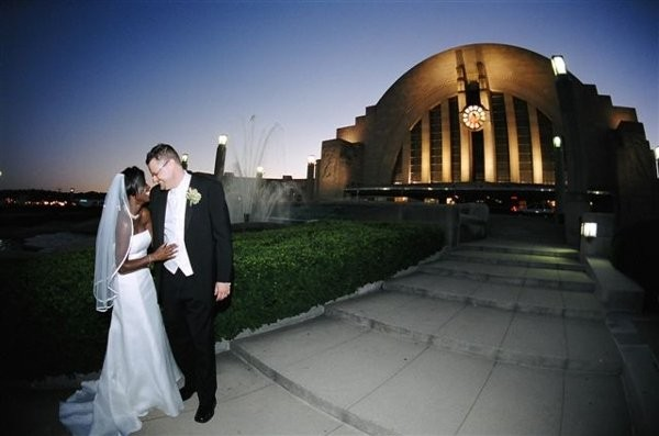 Cincinnati Museum Center At Union Terminal Wedding