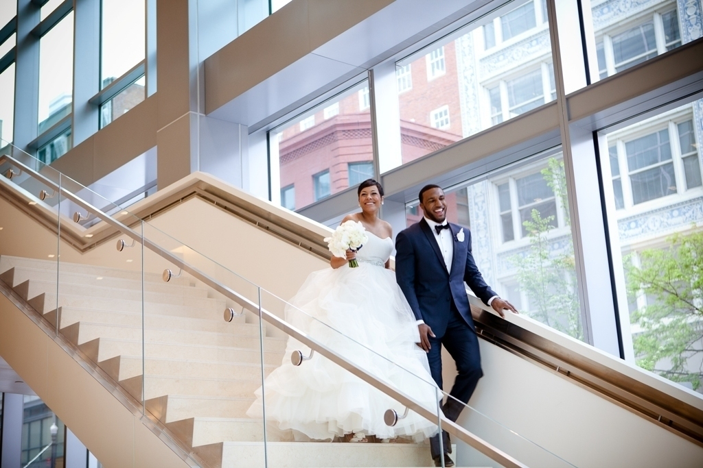 Fairmont Pittsburgh, Wedding Ceremony & Reception Venue