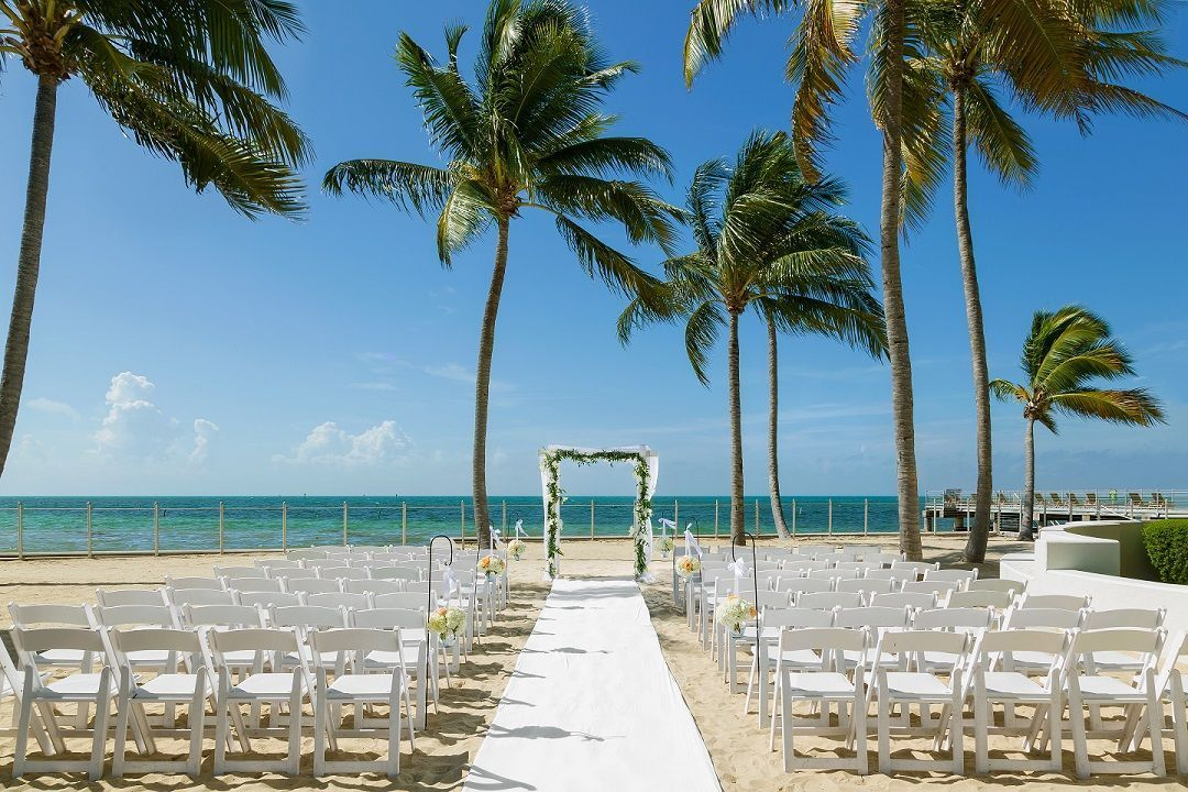 southernmost beach resort  wedding ceremony  u0026 reception
