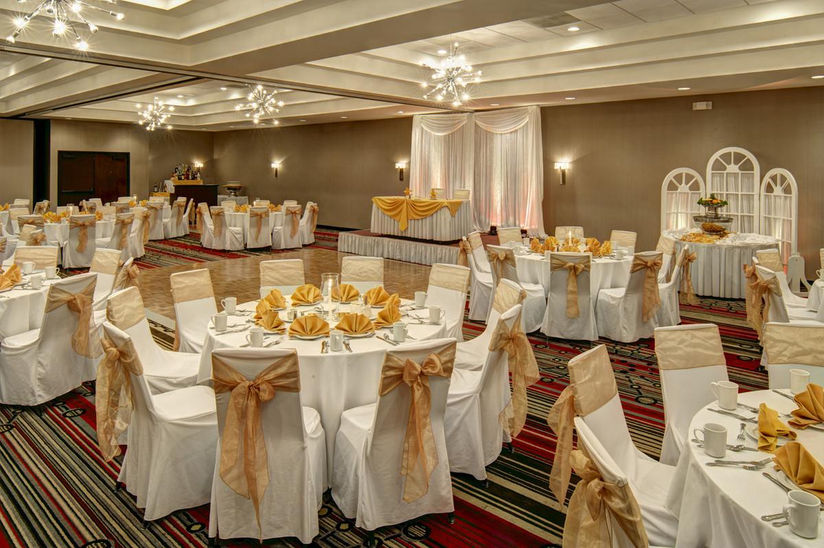 Cerritos Library Banquet Room