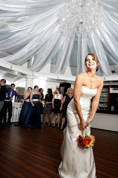 Bowers stringer wedding