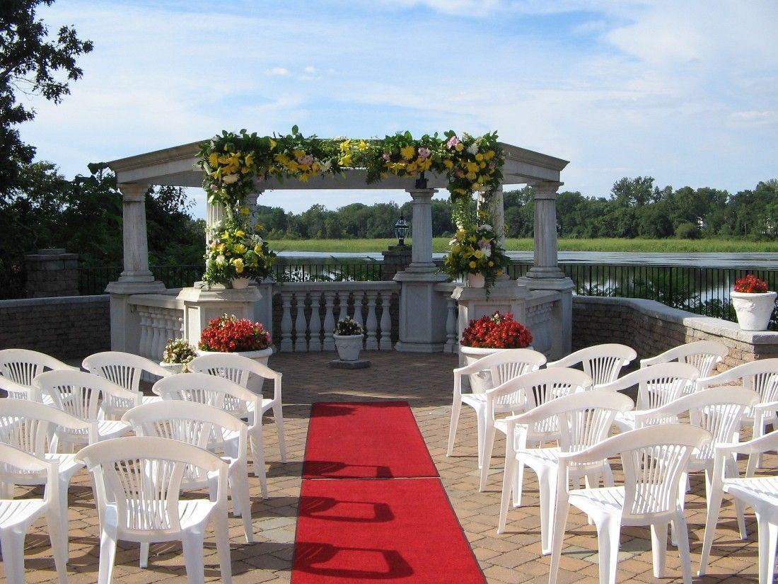 carlucci 39 s waterfront inc wedding ceremony reception