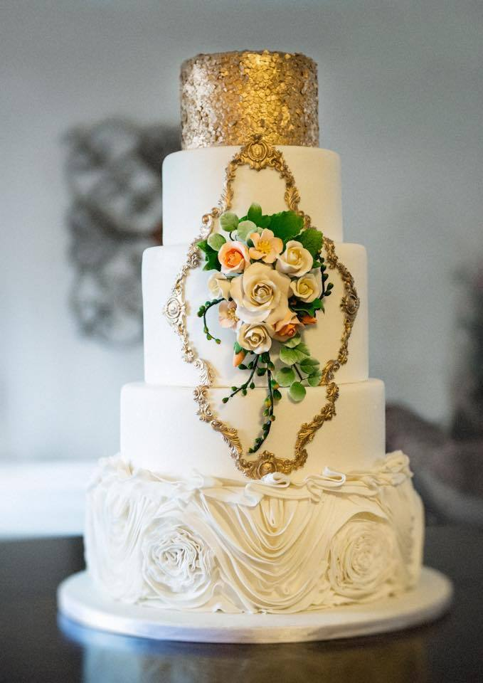 creations wedding cake virginia richmond charlottesville roanoke