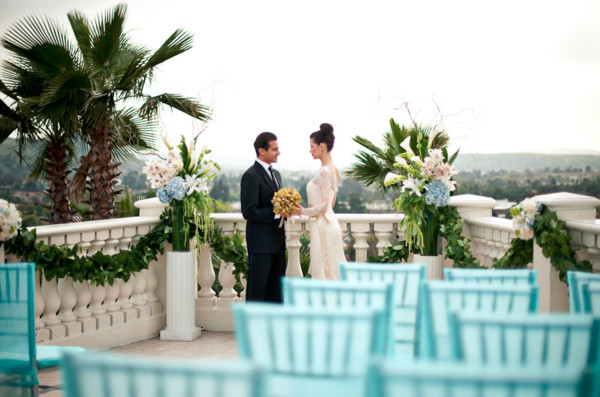 Coco palm restaurant wedding