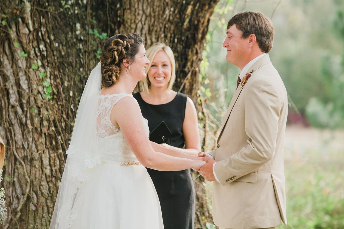 A Beautiful Wedding In Florida Officiant Ceremony Amp Coordinator Services Wedding Officiant
