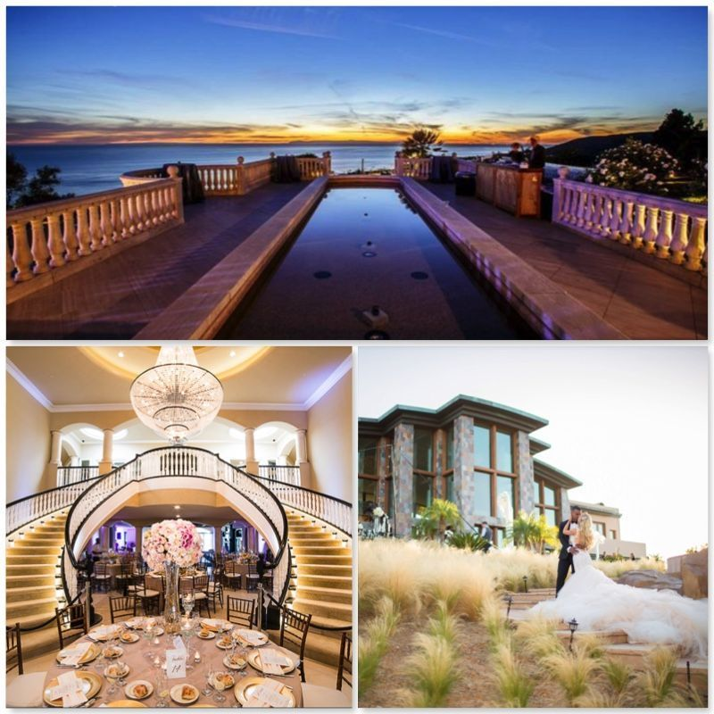 Vip mansion wedding ceremony reception venue wedding for Mansions in orange county