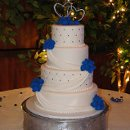 130x130 sq 1335358187965 bluehydrangeaweddingcake