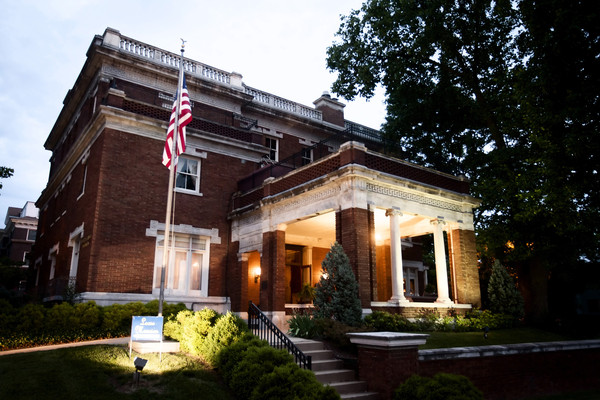 Loose Mansion Kansas City Mo Wedding Venue